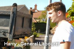 Harry - General Labourer