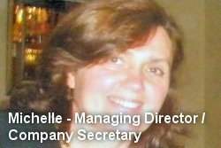 Michelle - Managing Director / Company Secretary