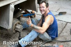 Robert - Mechanic