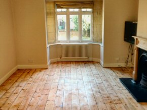 Refurbished flooring